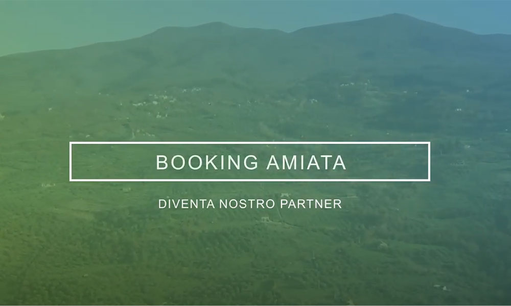 Diventa Partner Booking Amiata